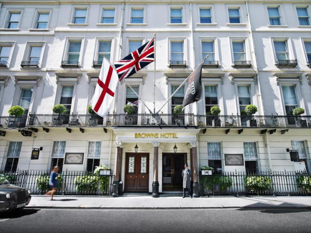 Отель Brown's Лондон