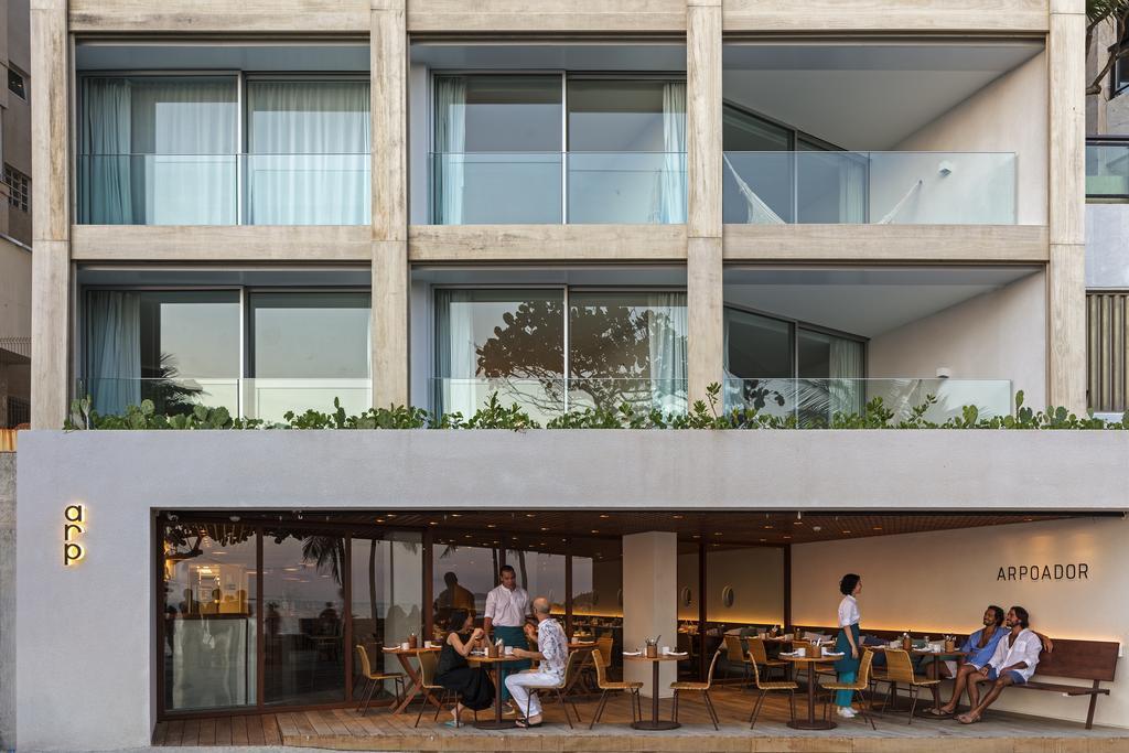 Отель Hotel Arpoador Рио-де-Жанейро