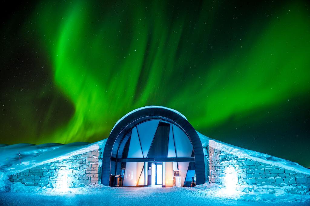 Отель IceHotel - Швеция