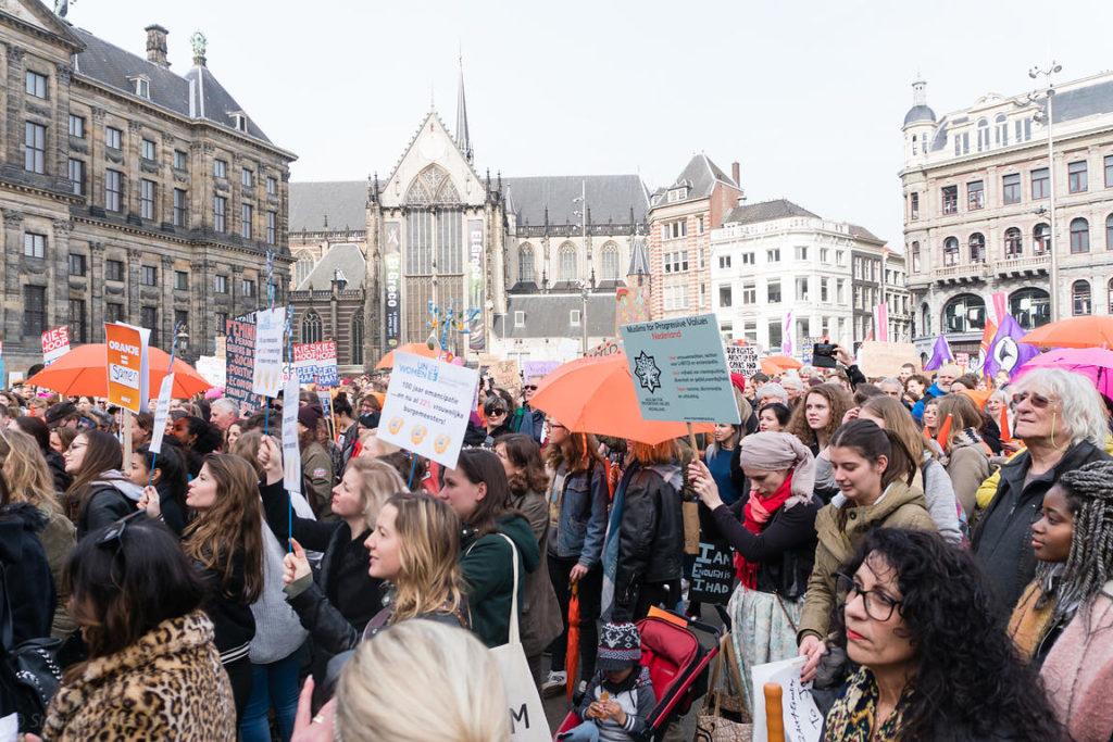 Нидерланды равенство женщины