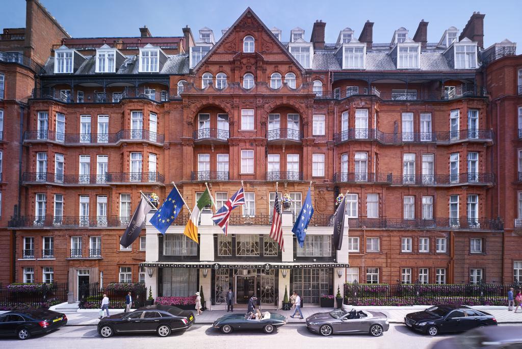 Отель Claridge's Лондон