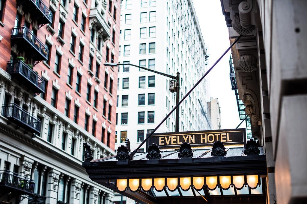 Отель The Evelyn Нью-Йорк