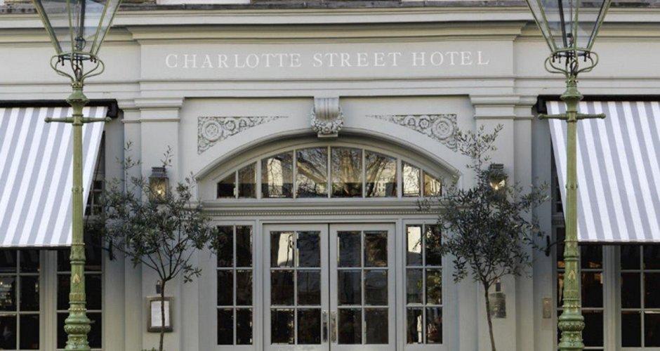 Отель Charlotte Street Hotel Лондон