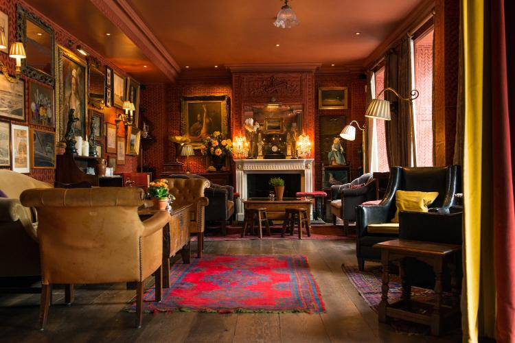 Отель The Zetter Townhouse, Clerkenwell Лондон