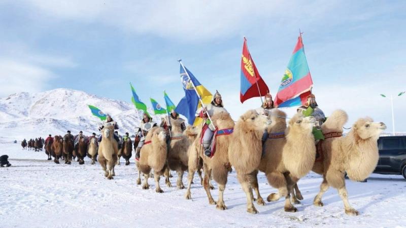 Монголия туризм