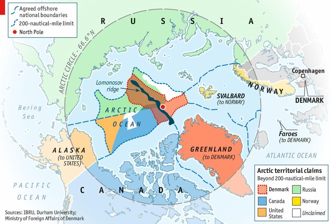 Арктика ЮНКЛОС