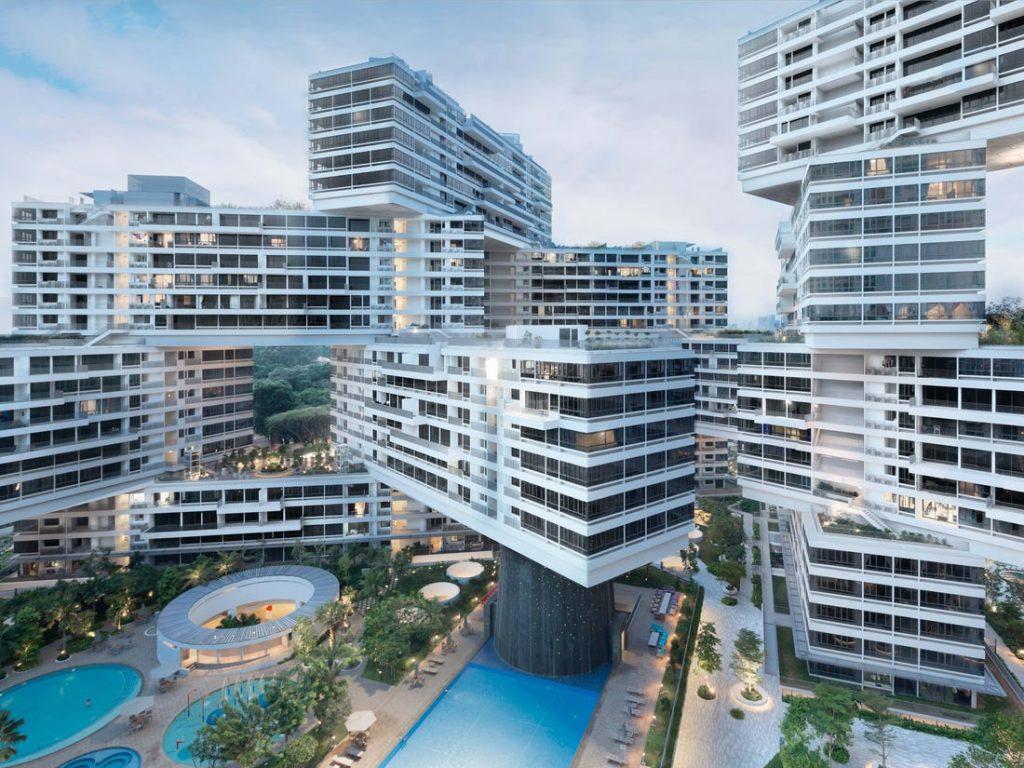 Сингапур квартира
