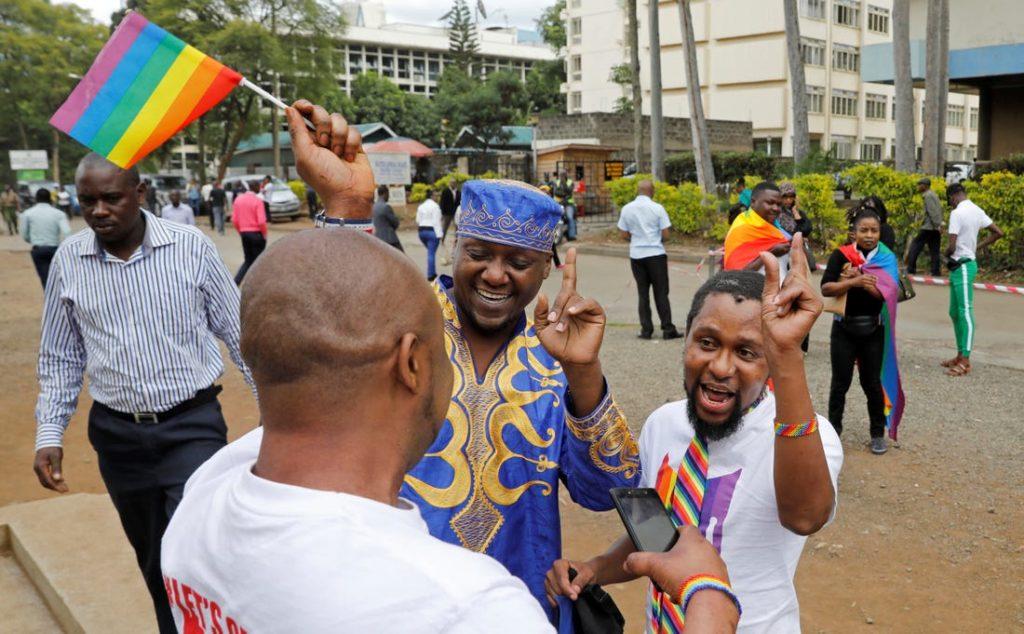Кения ЛГБТ