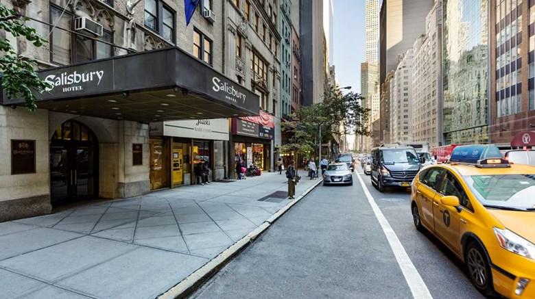 Отель Солсбери Нью-Йорк