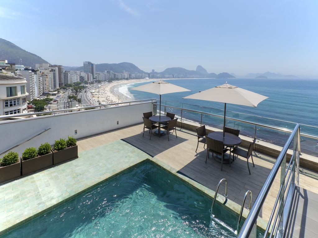 Отель Janeiro Рио-де-Жанейро