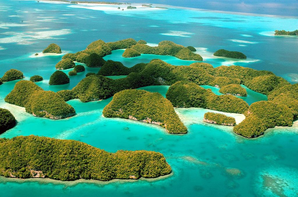 Палау туризм