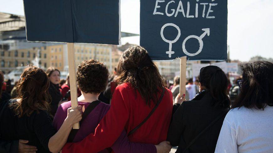 Франция равенство женщины