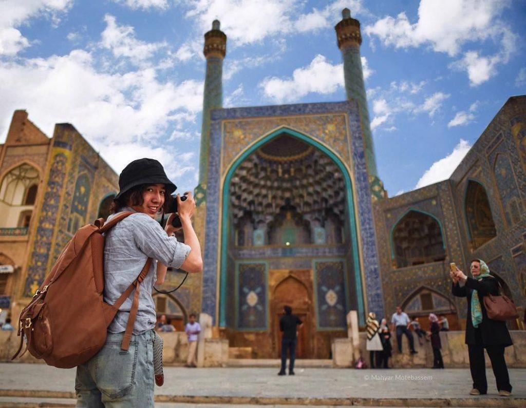 Иран туризм