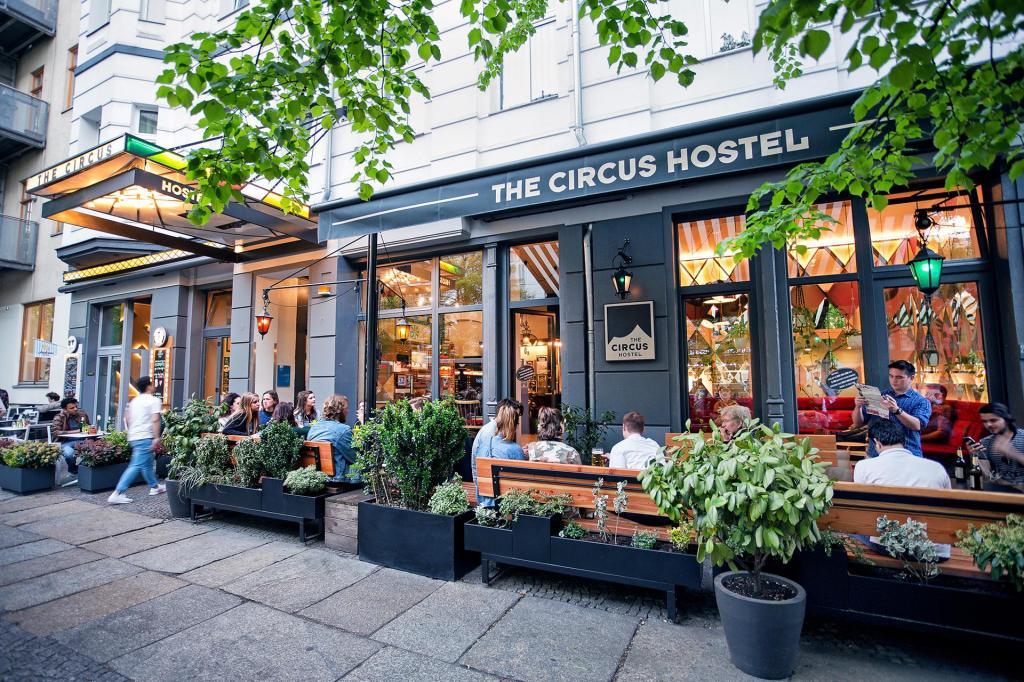 Отель The Circus Hotel Берлин
