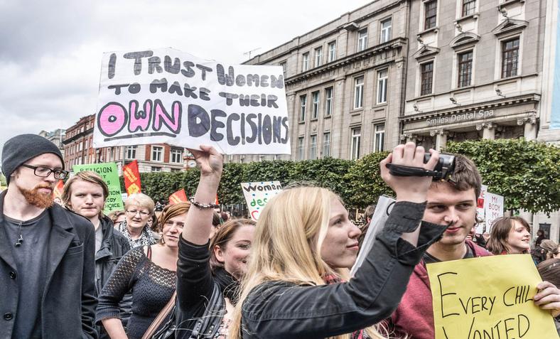 Ирландия равенство женщины