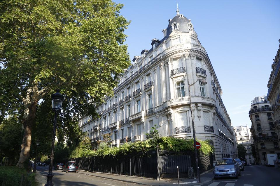 Париж квартира