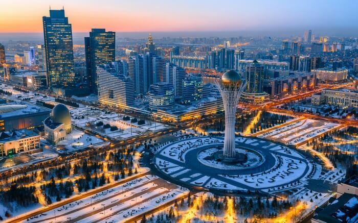 Казахстан туризм