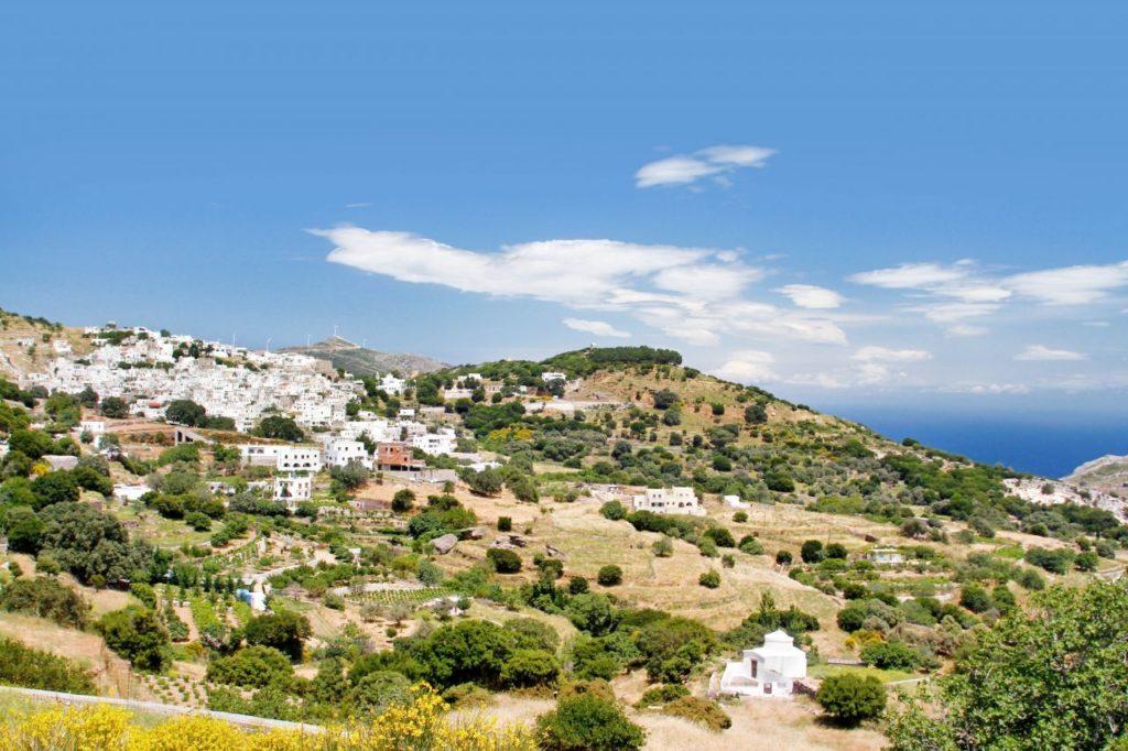 Апиратос, Наксос