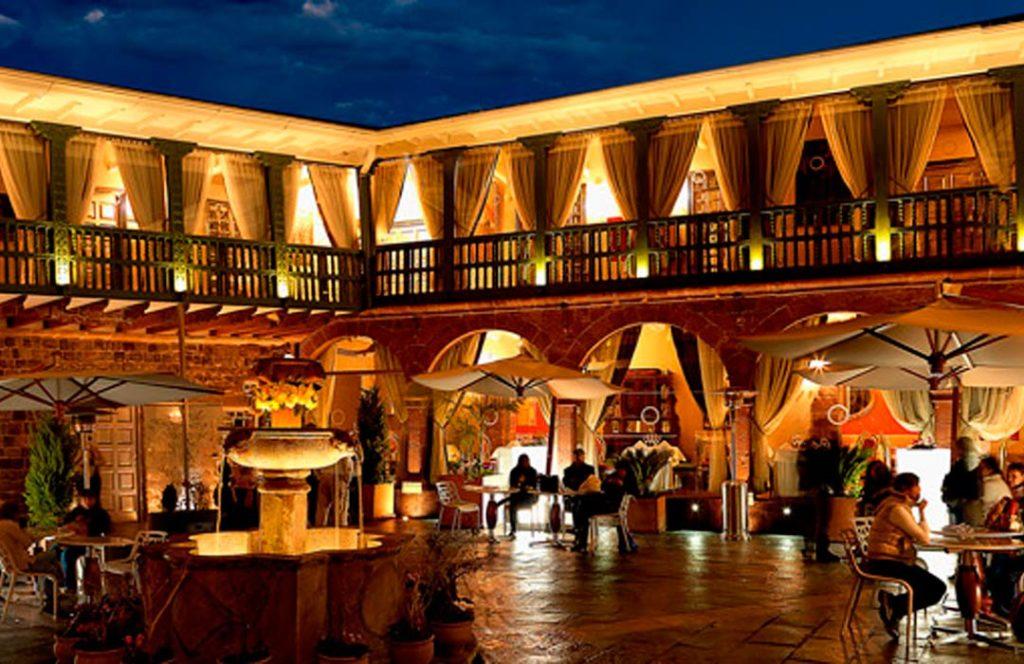 Отель Aranwa Cusco Boutique Hotel