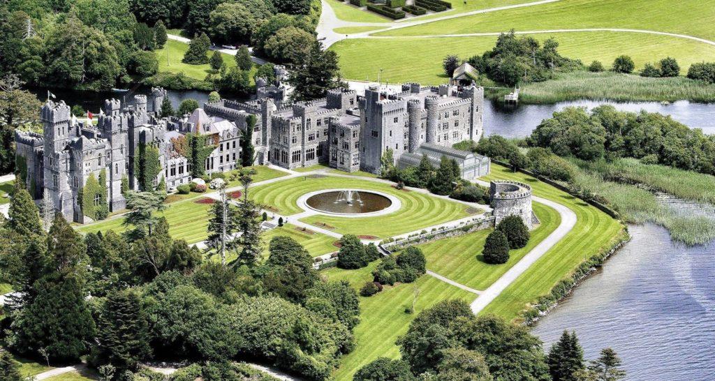 Отель Замок Эшфорд - Северная Ирландия