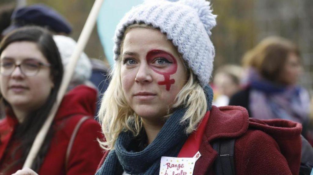 Бельгия равенство женщины