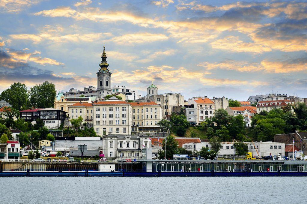Сербия туризм