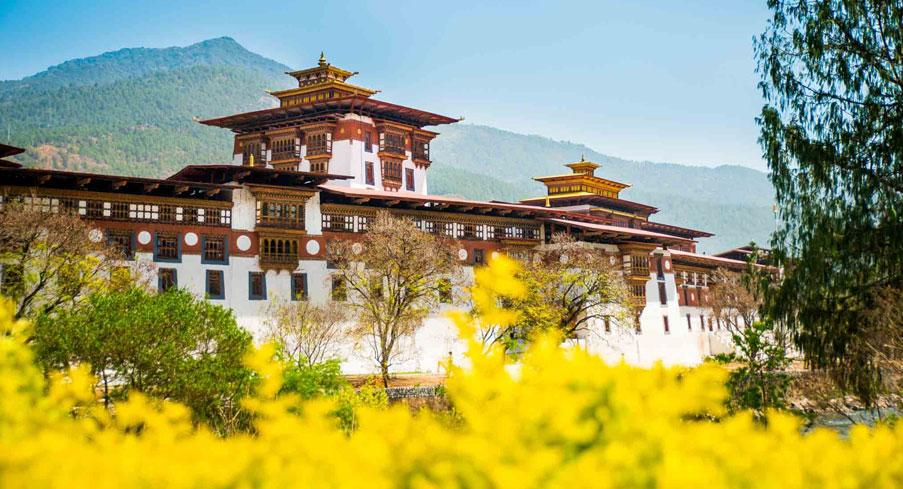Бутан туризм