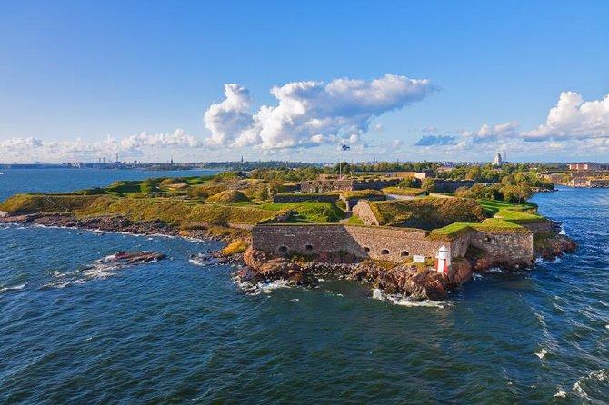 Хельсинки крепость Суоменлинна