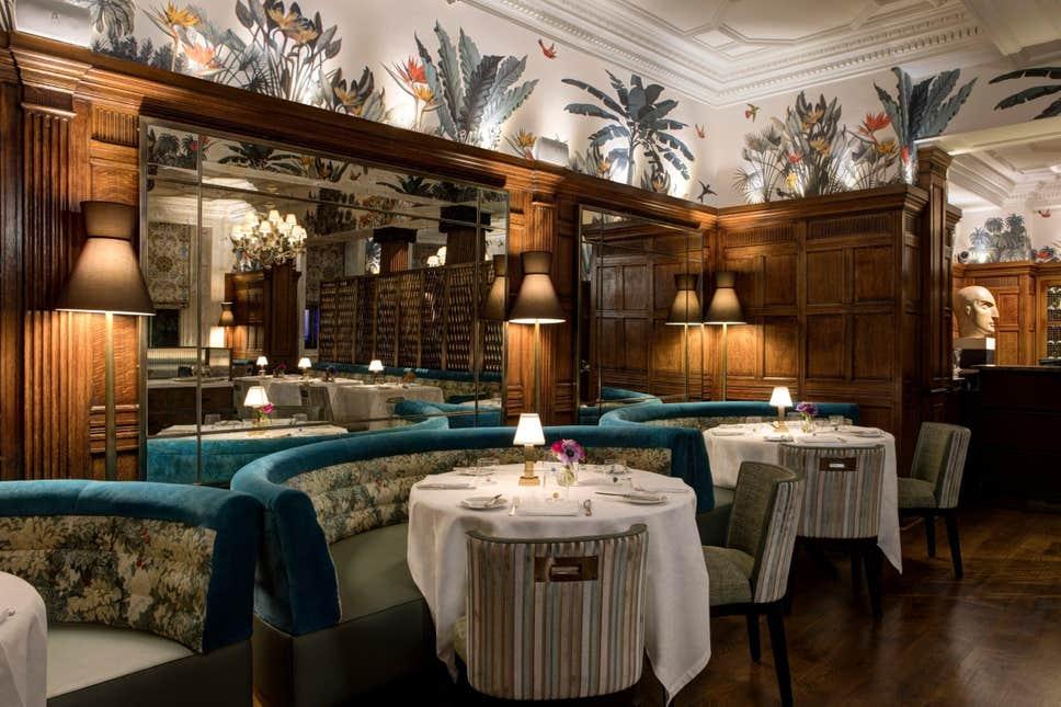 Отель Brown's Хотел Лондон