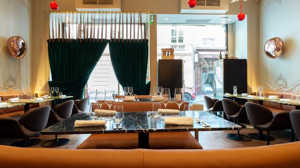 Ресторан Contraste Париж