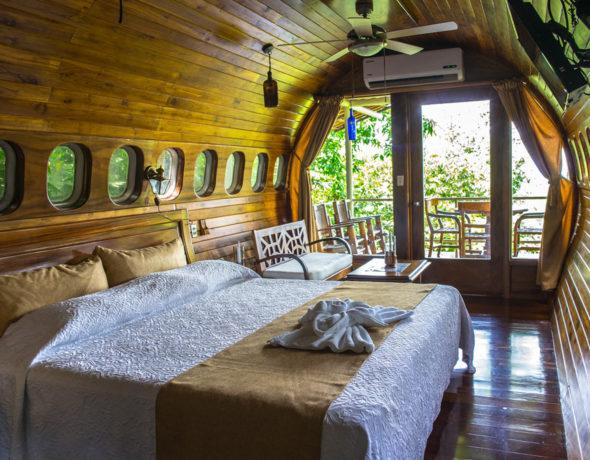Отель Cockpit Cottage - Коста-Рика