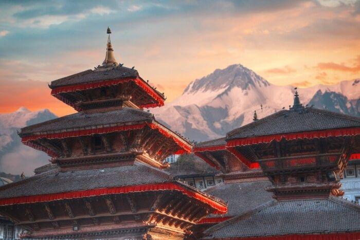 Непал горы