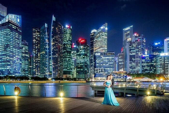 Медовый месяц СИНГАПУР