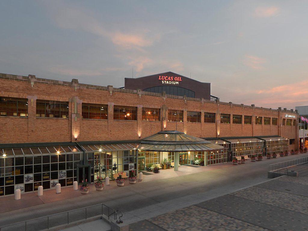 Отель Crown Plaza - Индианаполис, США