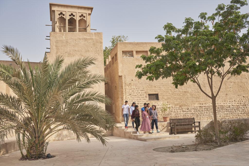 Старый Дубай Дубай