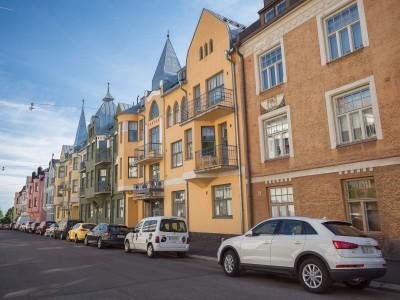 Хельсинки Дизайнерский квартал