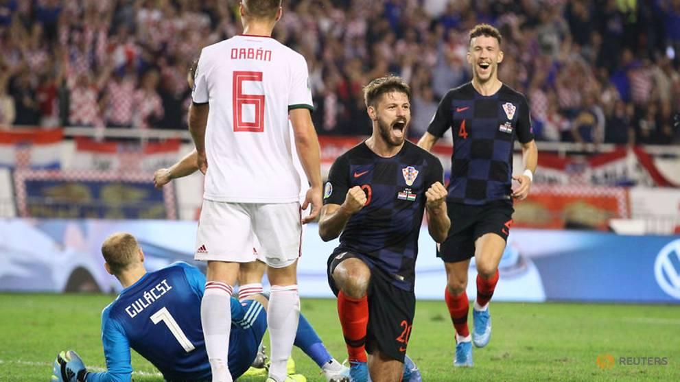Хорватия Венгрия Евро 2020