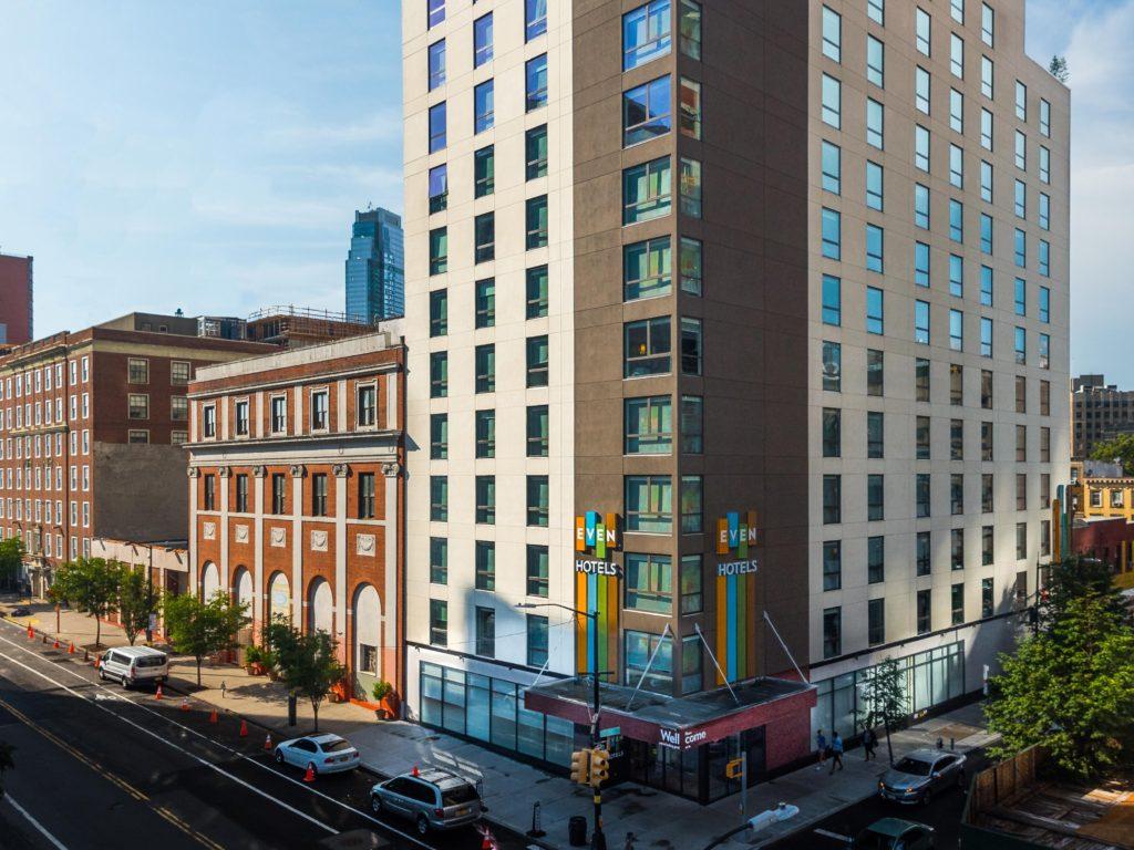 Отель EVEN Hotel Brooklyn Нью-Йорк
