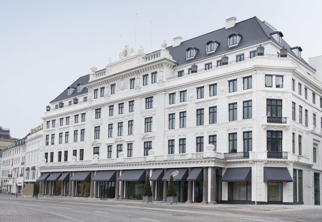 Отель d'Angleterre