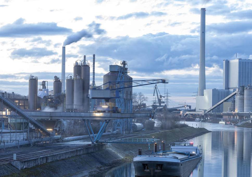 Европейский Союз ввел ограничение на выбросы
