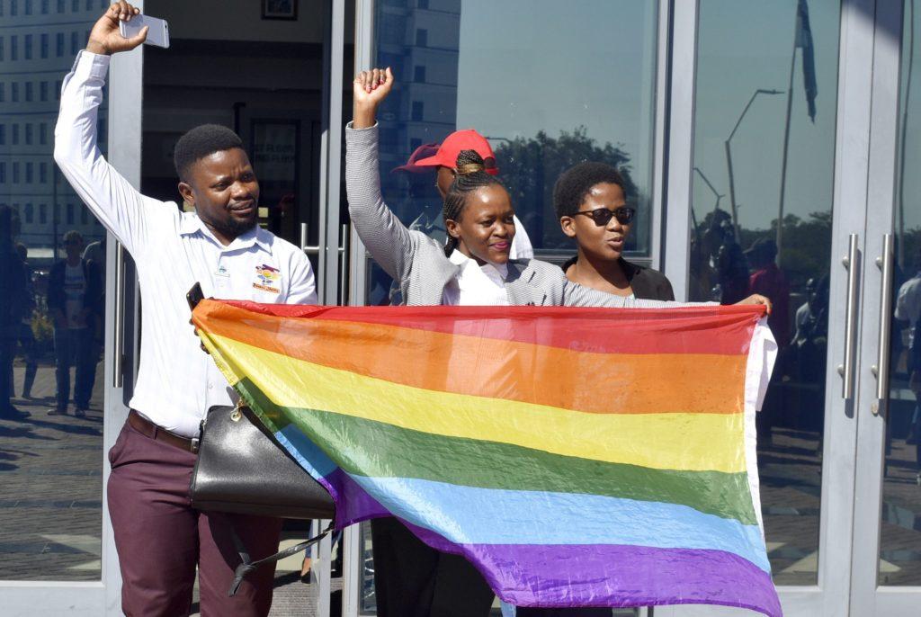 Ботсвана ЛГБТ