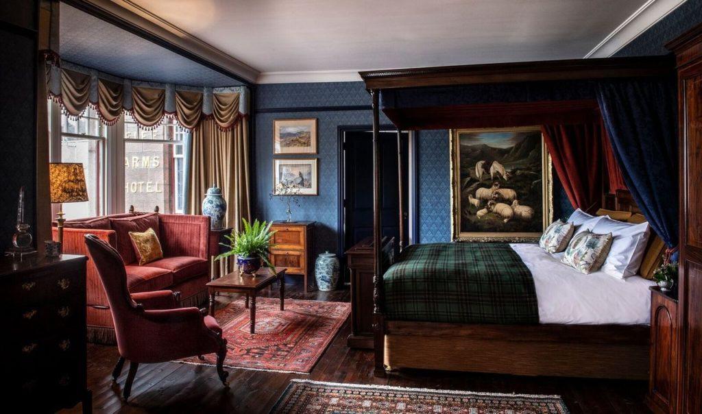 Отель Файф Армс, Шотландия