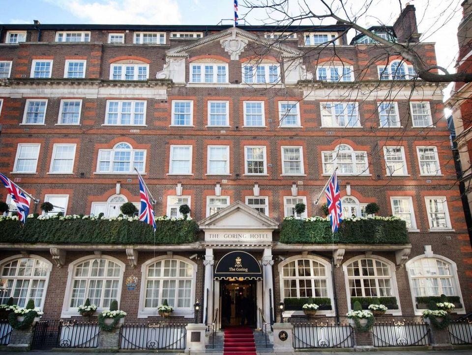 Отель Горинг Лондон