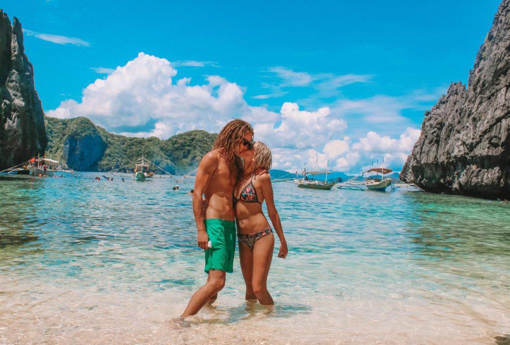 Медовый месяц ЭЛЬ-НИДО, ФИЛИППИНЫ