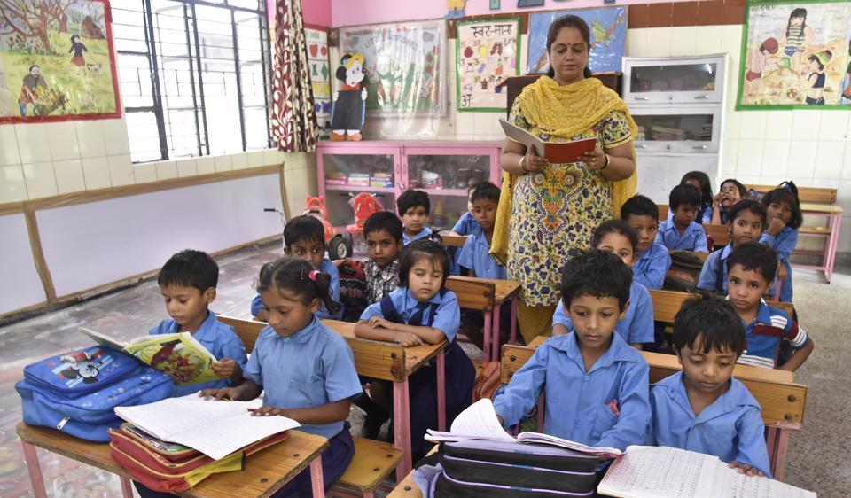 День учителя Индия