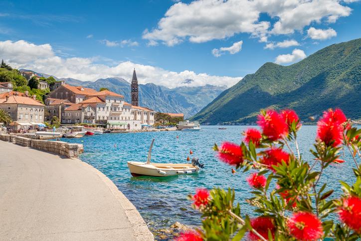 Черногория туризм