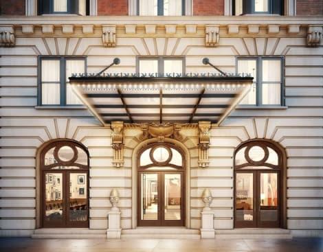 Отель HGU New York Нью-Йорк