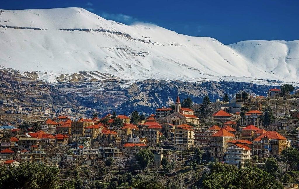 гора Ливан