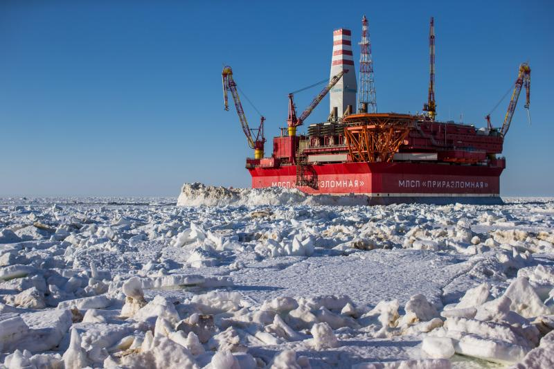 Арктика нефть