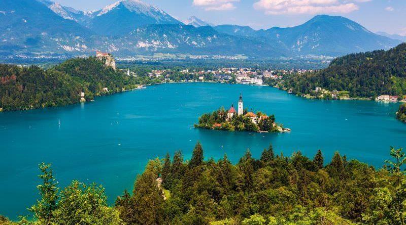 Словения туризм